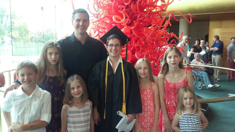 Marci Graduation